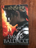 Baldacci, David - Finisher (Paperback)