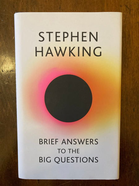 Hawking, Stephen - Brief Answers to the Big Questions (Hardcover)