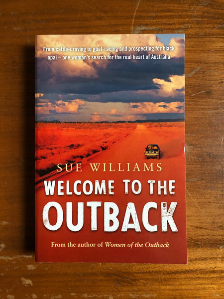 Williams, Sue - Women of the Outback (Trade Paperback)