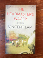 Lam, Vincent - Headmaster's Wager (Trade Paperback)