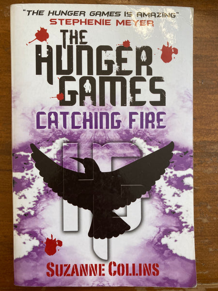 Collins, Suzanne - Hunger Games 02 Catching Fire (Paperback)