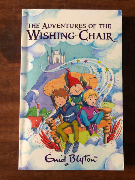 Blyton, Enid - Adventures of the Wishing Chair (Paperback)