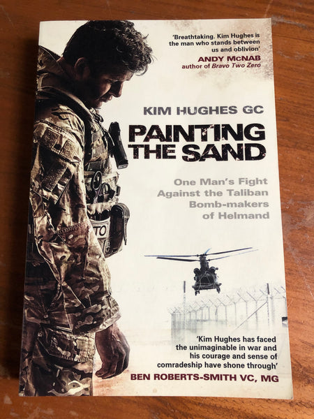 Hughes, Kim - Painting the Sand (Trade Paperback)