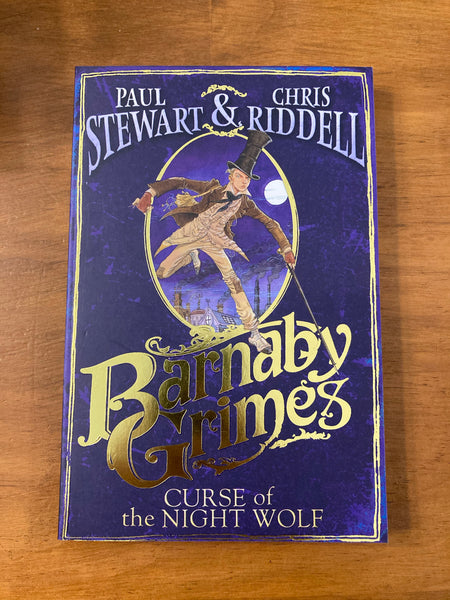 Stewart, Paul - Barnaby Crimes Curse of the Night Wolf (Paperback)