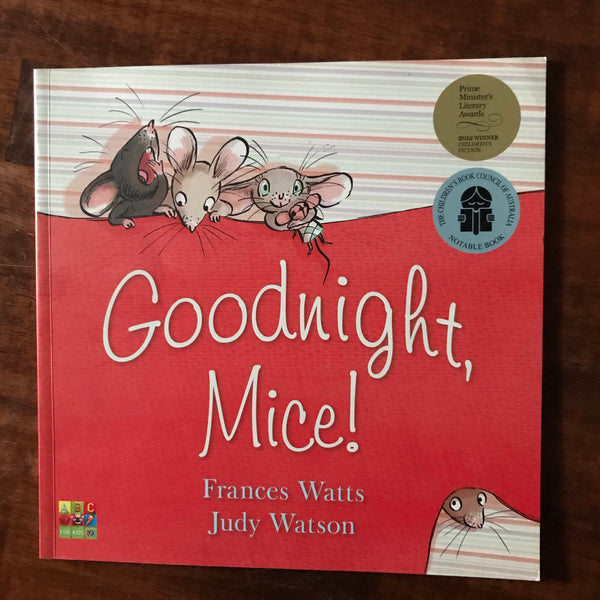 Watts, Frances - Goodnight Mice (Paperback)