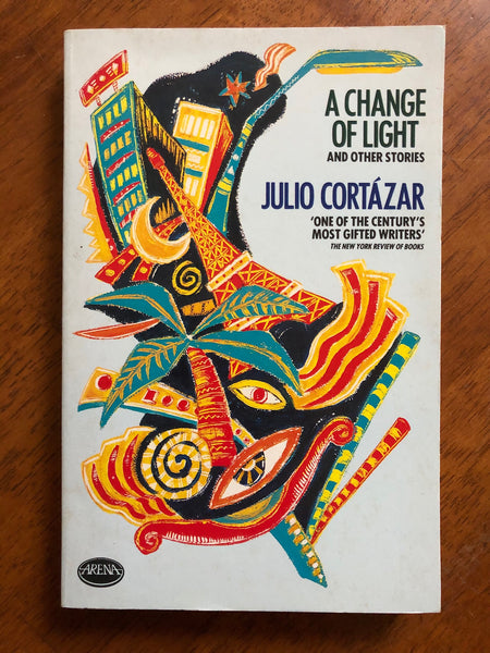 Cortazar, Julio - Change of Light (Paperback)