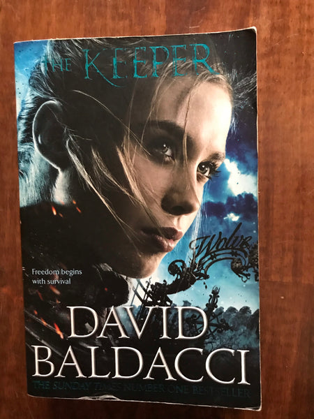 Baldacci, David - Keeper (Paperback)