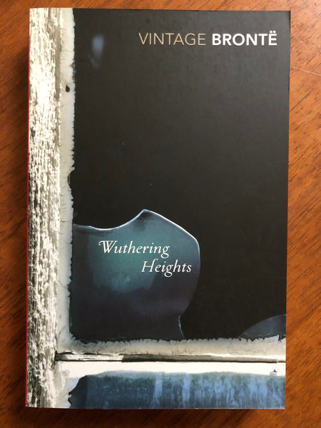 Bronte, Emily - Wuthering Heights (Vintage Paperback)