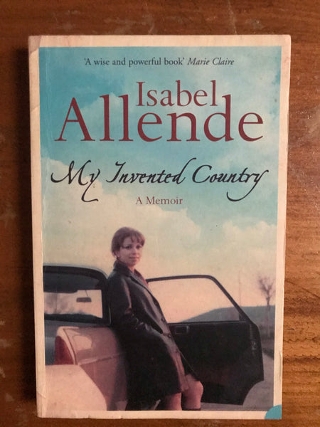 Allende, Isabel - My Invented Country (Paperback)