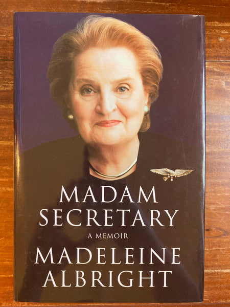 Albright, Madeleine - Madam Secretery (Hardcover)