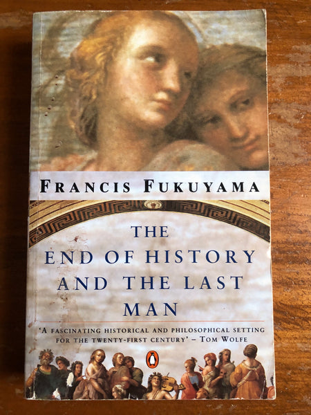 Fukuyama, Francis - End of History and the Last Man (Paperback)