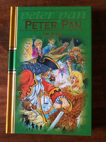 Barrie, JM - Peter Pan (Hardcover)