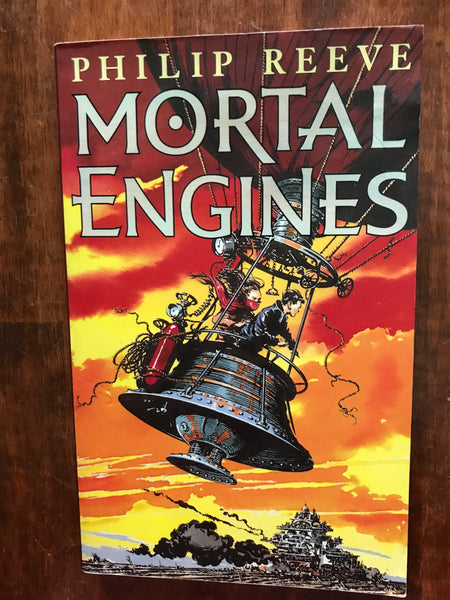 Reeve, Philip - Mortal Engines (Paperback)