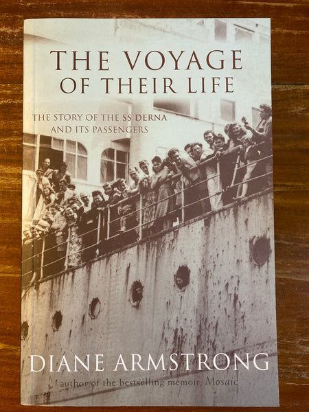 Armstrong, Diane - Voyage of Their Life (Trade Paperback)