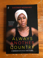 Msimang, Sisonke - Always Another Country (Trade Paperback)