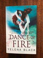 Black, Yelena - Dance of Fire (Paperback)