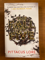 Lore, Pittacus - Fall of Five (Paperback)