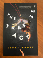 Angel, Libby - Trapeze Act (Trade Paperback)