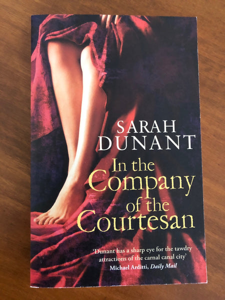 Dunant, Sarah - In the Company of the Courtesan (Paperback)