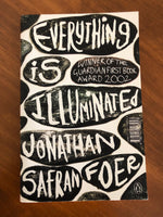 Foer, Jonathan Safran - Everything is Illuminated (Paperback)