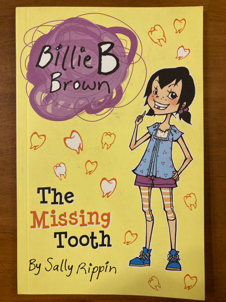 Rippin, Sally - Billie B Brown The Missing Tooth (Paperback)
