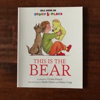 All Join In Story Plays - This is the Bear (Paperback)