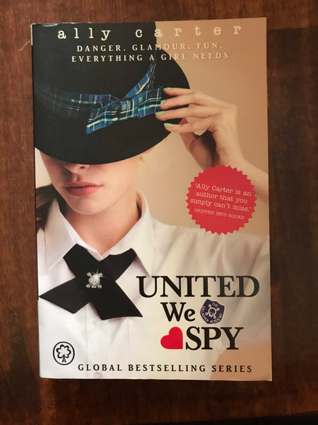 Carter, Ally - Gallagher Girls 06 United We Spy (Paperback)