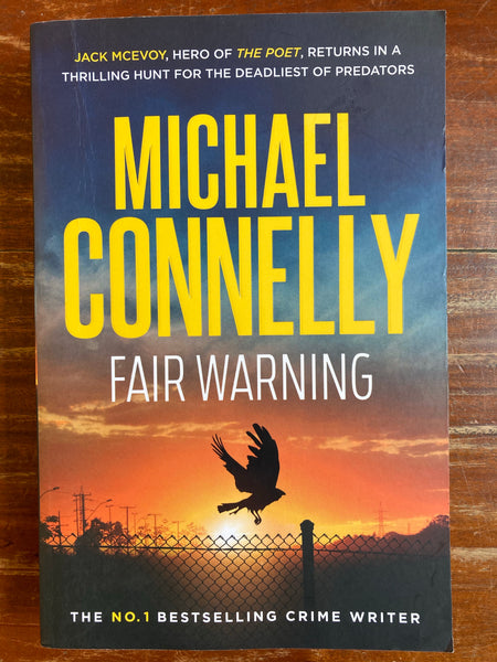 Connelly, Michael - Fair Warning (Trade Paperback)