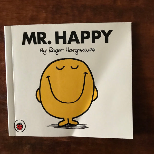 Hargreaves, Roger - Mr Happy (Paperback)