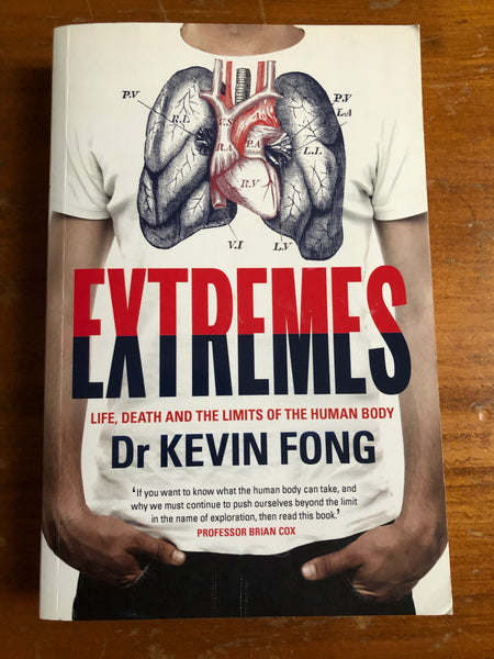Fong, Kevin - Extremes (Trade Paperback)