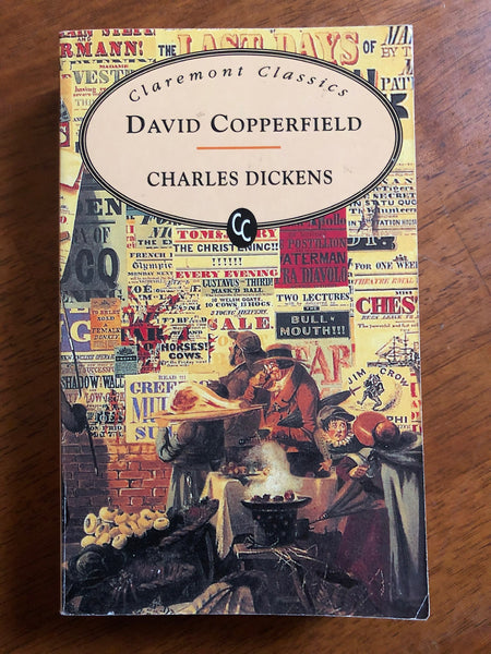 Dickens, Charles - David Copperfield (Paperback)