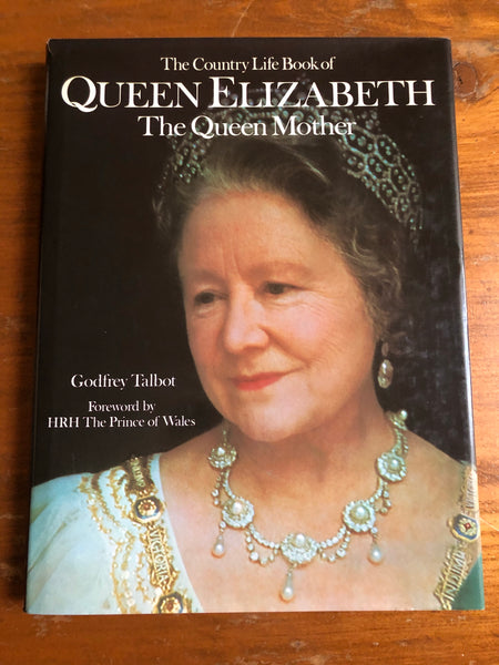 Talbot, Godfrey - Queen Elizabeth the Queen Mother (Hardcover)