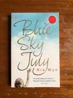 Wyn, Nia - Blue Sky July (Paperback)