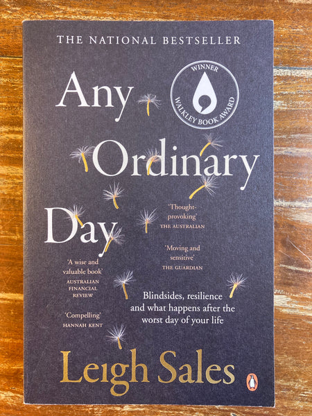 Sales, Leigh - Any Ordinary Day (Paperback)