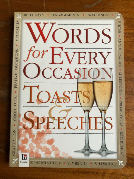 Hinkler - Words for Every Occasion (Paperback)