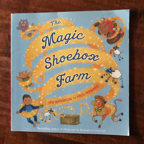 Whybrow, Ian - Magic Shoebox Farm (Paperback)