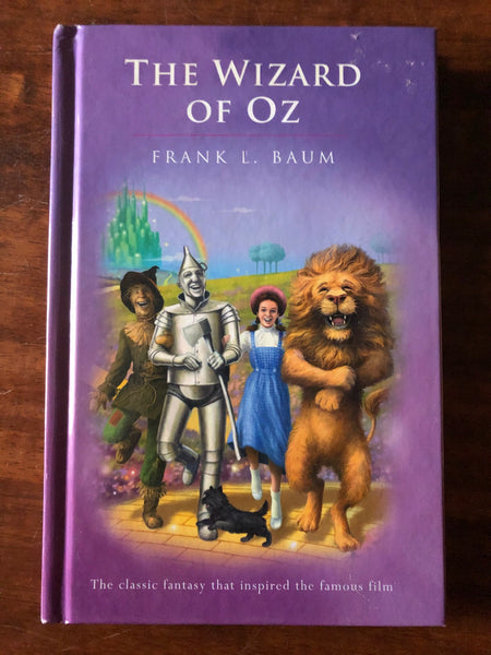 Baum, Frank - Wizard of Oz (Hardcover)