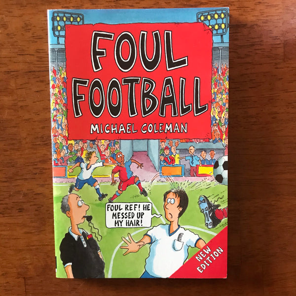 Coleman, Michael - Foul Football (Paperback)