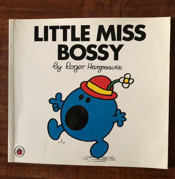 Hargreaves, Roger - (Lge) Little Miss Bossy (Paperback)
