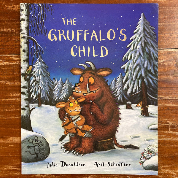 Donaldson, Julia - Gruffalo's Child (Paperback)