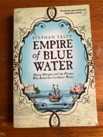 Talty, Stephan - Empire of Blue Water (Paperback)