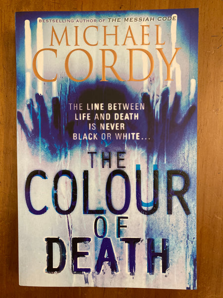 Cordy, Michael - Colour of Death (Trade Paperback)