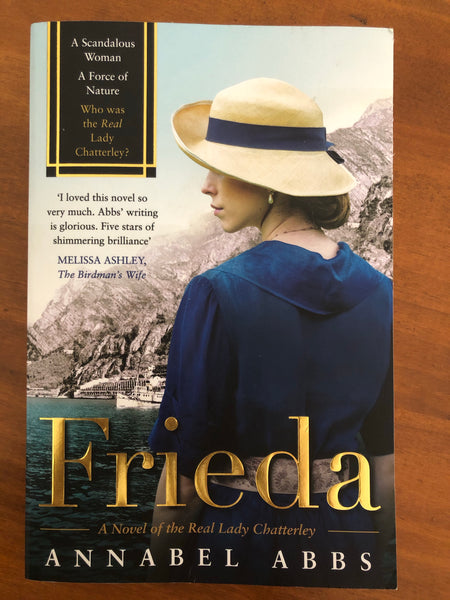 Abbs, Annabel - Frieda (Trade Paperback)
