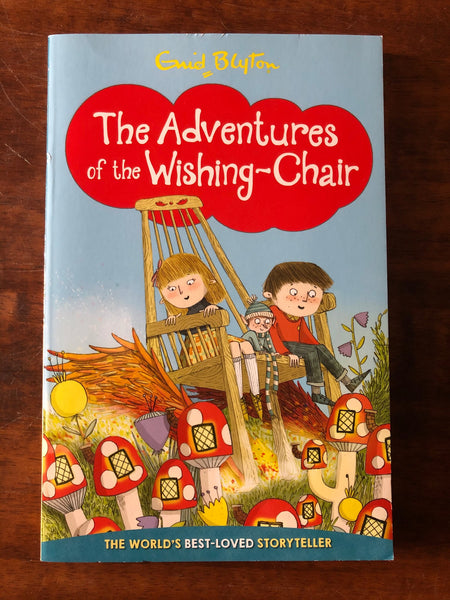 Blyton, Enid - Classic Collection - Adventures of the Wishing Chair (Paperback)