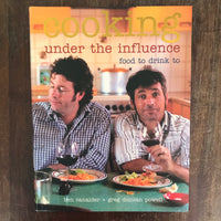 Canaider, Ben - Cooking Under the Influence (Paperback)