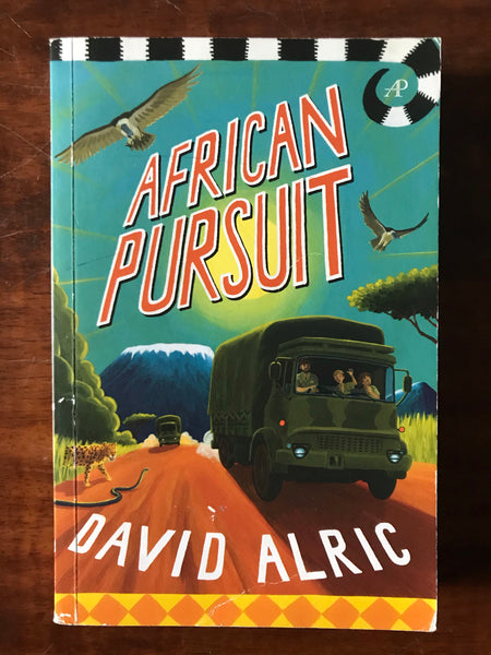 Alric, David - African Pursuit (Paperback)