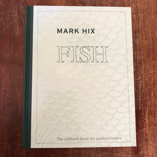 Hix, Mark - Fish (Hardcover)