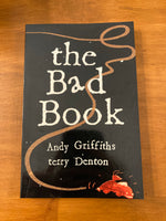 Griffiths, Andy - Bad Book (Paperback)