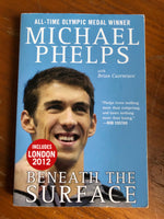 Phelps, Michael - Beneath the Surface (Trade Paperback)