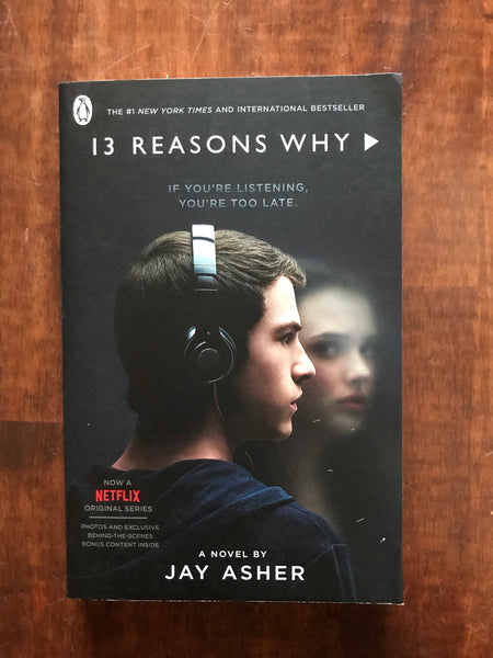 Asher, Jay - 13 Reasons Why (Paperback)